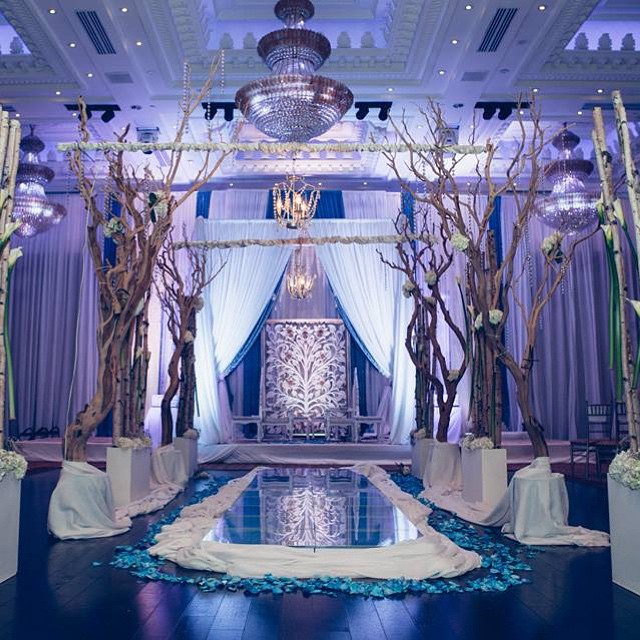 Ceremony Setup _grandempire. Decor done by_diyadecor