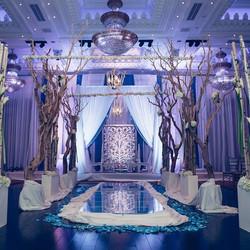 Ceremony Setup _grandempire. Decor done by_diyadecor