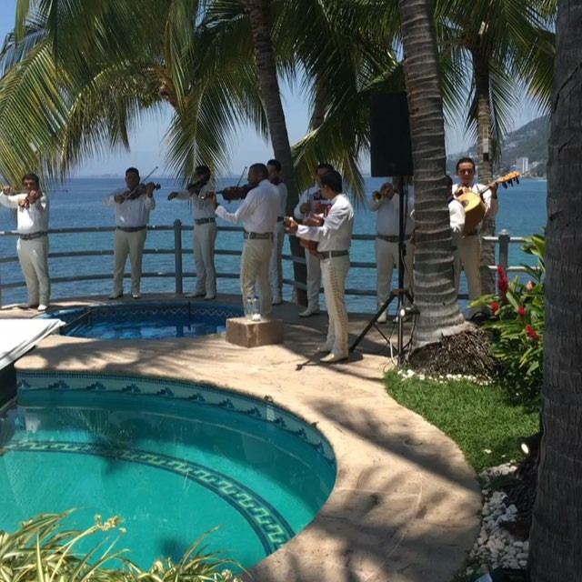 Happily Ever After mariachi band plays when Abhi & Marvella say 'I do'  #weddingplanning #weddingdre