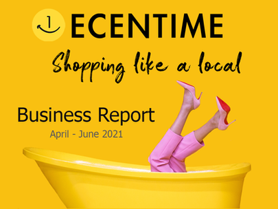 Q2 2021 - ECENTIME BUSINESS REPORT