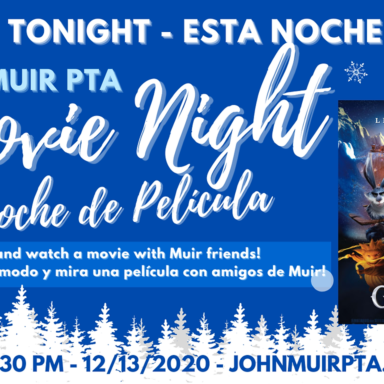 Movie Night, Noche de Película