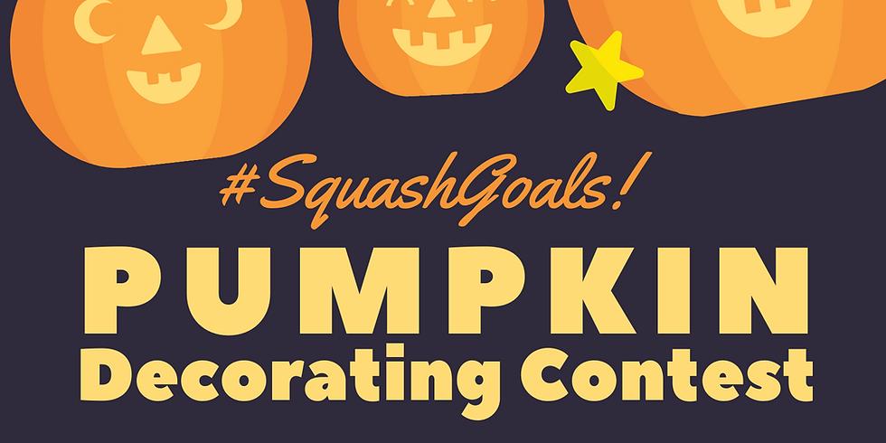 Pumpkin Decorating Contest, Concurso de Decoración de Calabazas