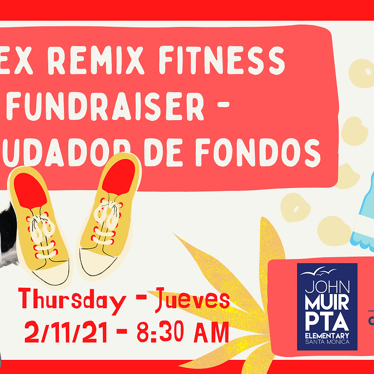 Apex Remix Fitness Event!