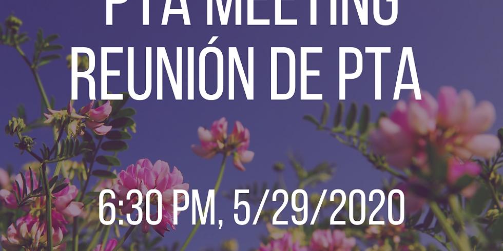 PTA Meeting, Reunión de PTA
