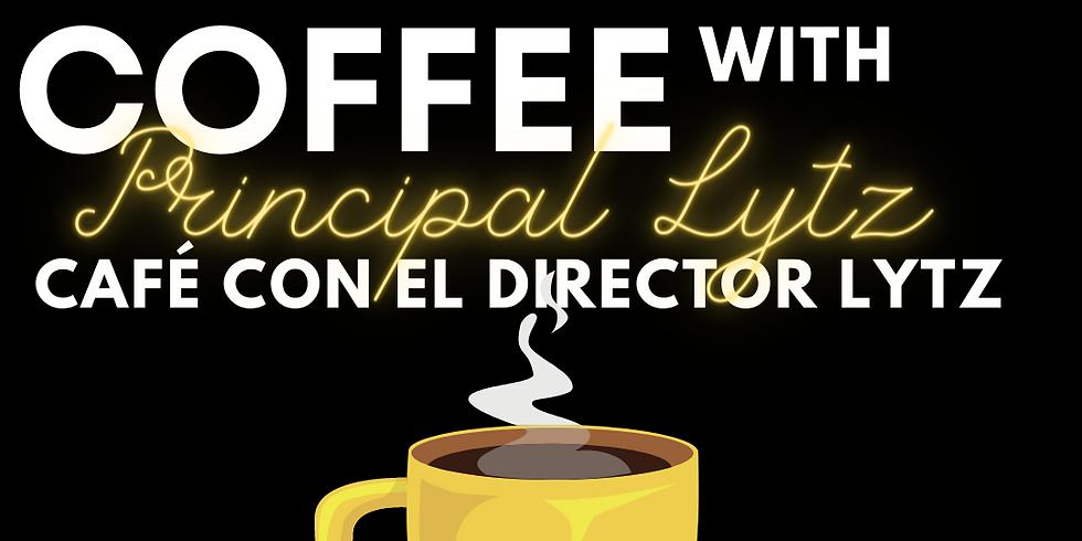 Kinder Families, Coffee with Principal Lytz
