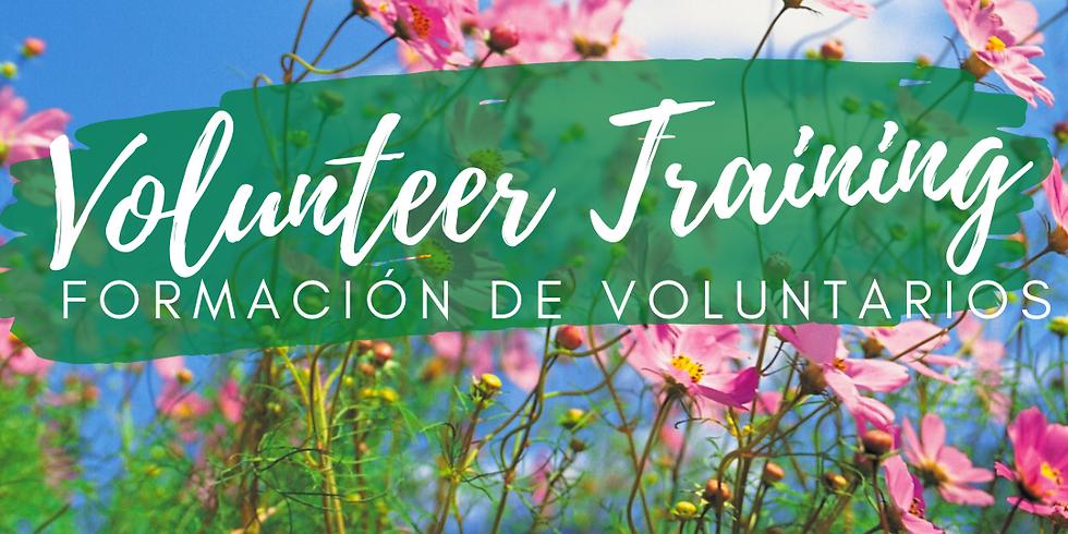 Zoom Volunteer Training