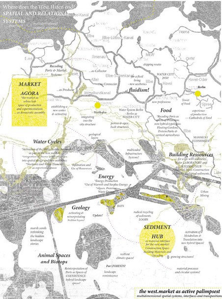 polyphonic cartographies- multidimensional and multitemporal mapping // the site as productive palimpsest