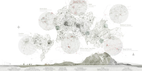 DECODING THE RHINE- territorial study of the material conditions in the rhine metropolis