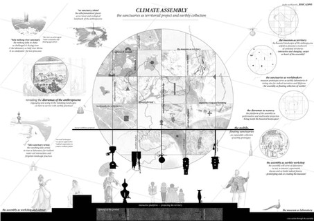 ClimateSanctuaries_ laboratories for an earthly survival // Reimaginging Museums for Climate Action!