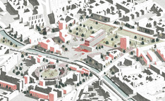 A New Library for Berlin! Schinkel Competition