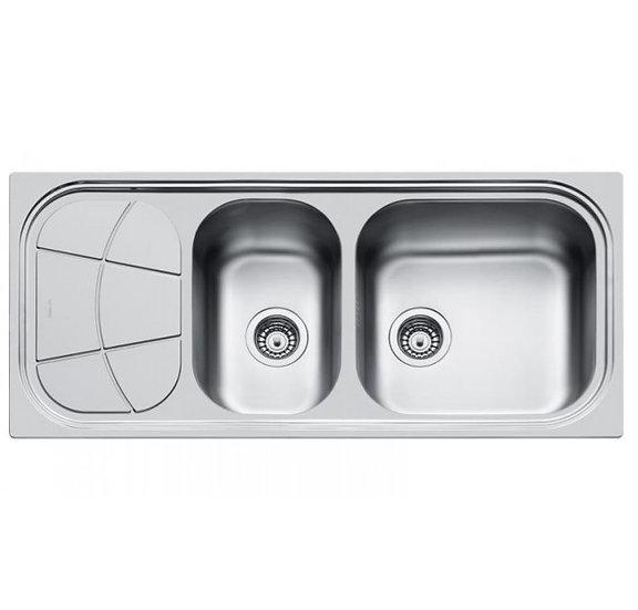 Topmount Sink Big Bowl 1 1/2B1D