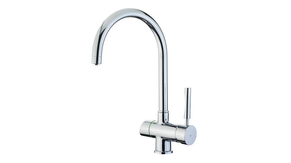 Sink Mixer with Purifier Filter System