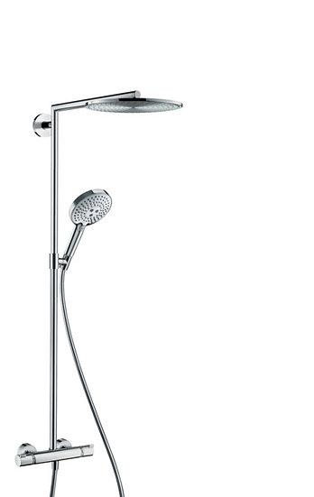 Raindance S Showerpipe 300 1jet with thermostat