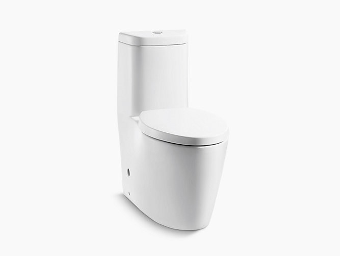 Karess Skirted One-piece Dual Flush 3/4.8L Toilet