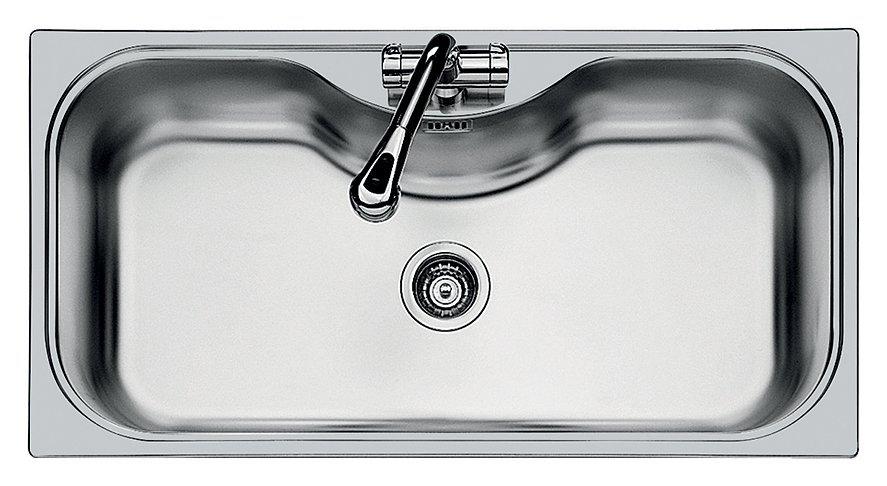 Uragano Built-in sink