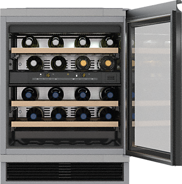 Built-under wine conditioning unit (KWT 6321 UG)
