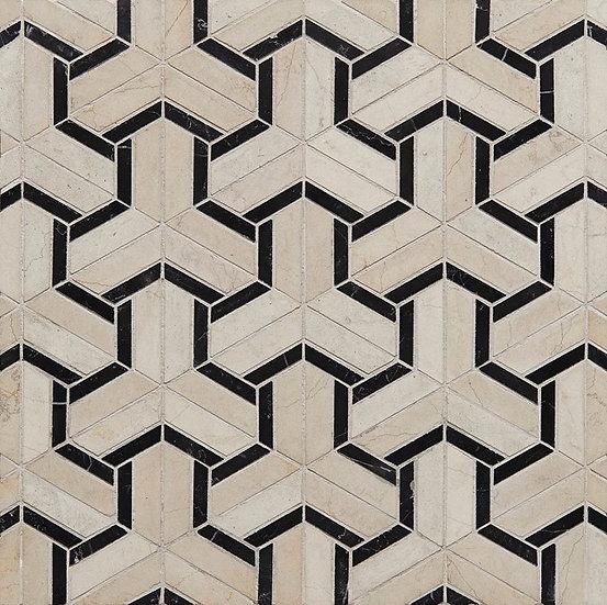ART DECO - MAZE Tile & Stone