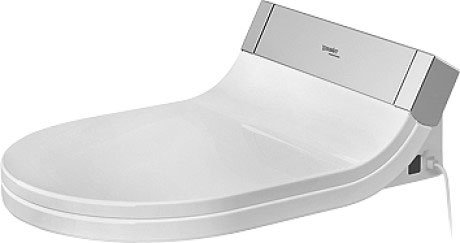 SensoWash® Starck shower-toilet seat for Starck 2, Starck 3 and Darling New*