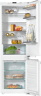 Built-in fridge-freezer combination (KFNS 37432 iD)