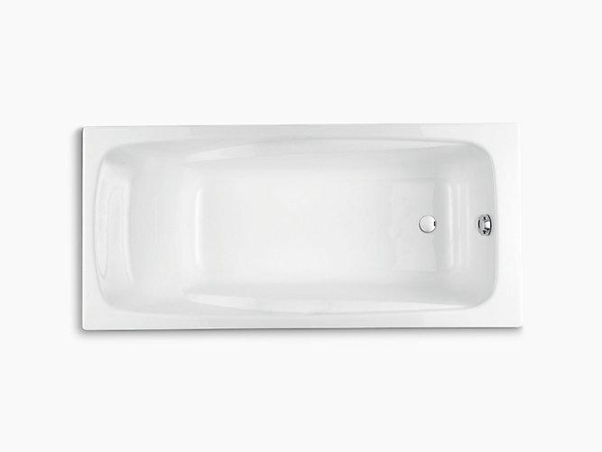 Repos 1.8m Drop-In Cast Iron Bath