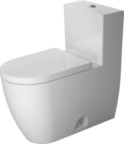 ME by Starck One-Piece Toilet Duravit Rimless