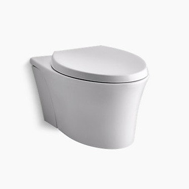 Veil Wall-hung Dual Flush Toilet 3/4.5L with Rimless Flushing Technology