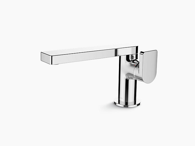 Composed™ Side Lever Handle Lavatory Faucet