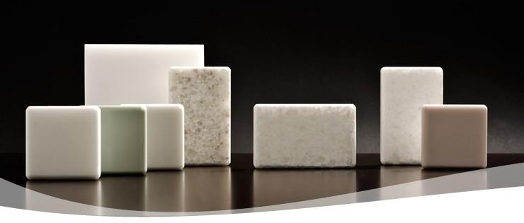 LG - Hi-Macs® Natural Acrylic Stone