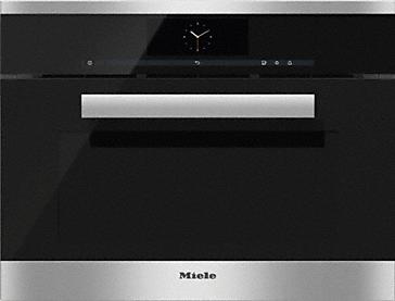 XL steam combination oven -45cm (DGC 6800 XL)