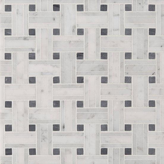 MANHATTAN - TRI WEAVE Tile & Stone