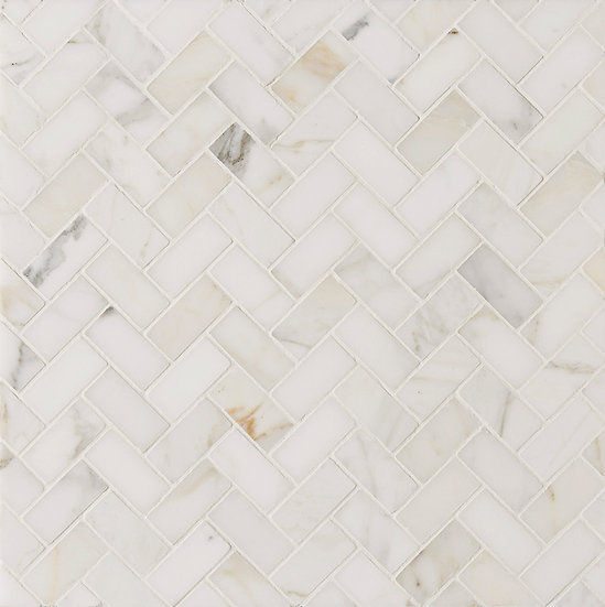 MANHATTAN - OFFSET HERRINGBONE Tile & Stone