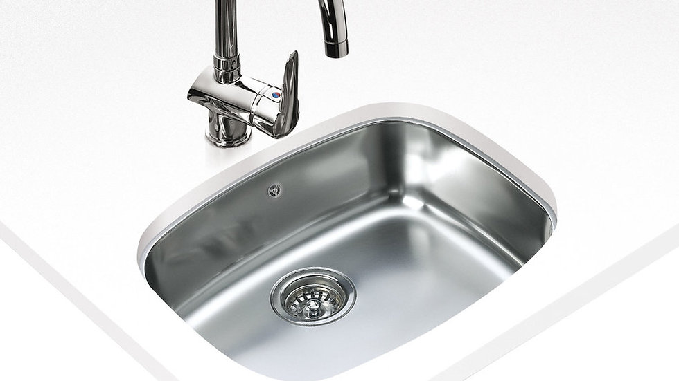 Undermount Stainless Steel Sink One bowl