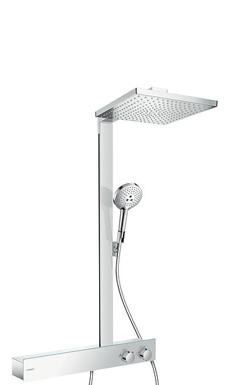 Raindance E Showerpipe 300 1jet with ShowerTablet 600