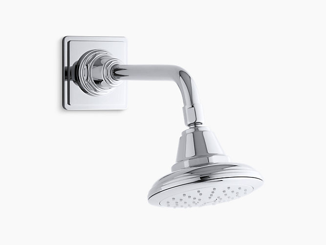 Pinstripe® 1.75 gpm single-function showerhead