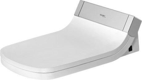SensoWash® Starck C shower-toilet seat for DuraStyle