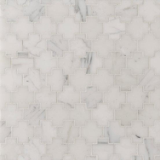 MANHATTAN - CROSS Tile & Stone