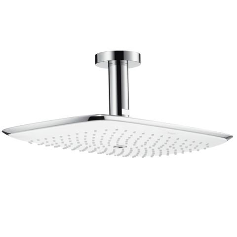PuraVida Overhead shower 400 1jet with ceiling connector