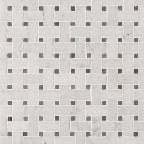 MANHATTAN - BASKETWEAVE Tile & Stone