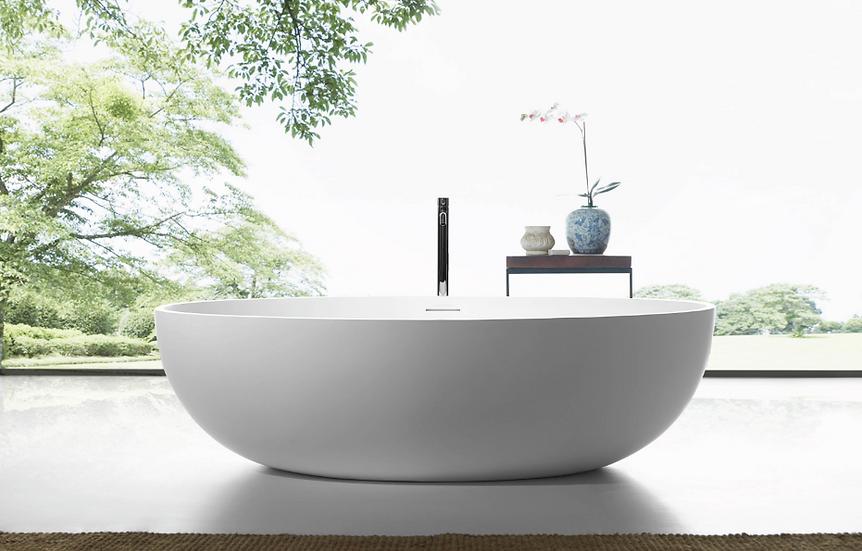Ellipse Bath