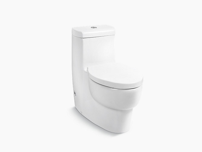 Ove Skirted One-piece Dual Flush 3/6L Washdown Toilet without Seat
