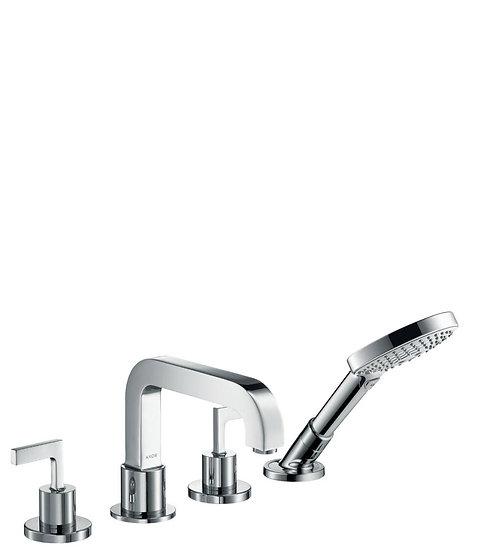 AXOR Citterio HG 4-hole bath mixer Axor Citterio set
