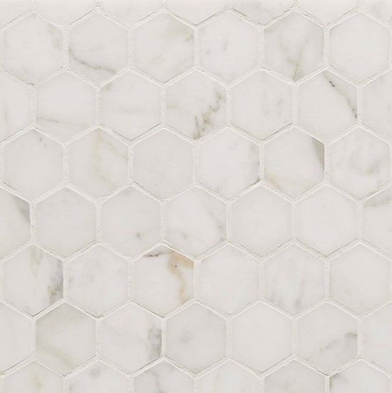 MANHATTAN - HEXAGON Tile & Stone