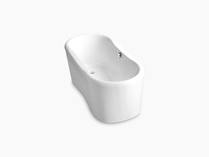 Sapphire 1.6m Freestanding Acrylic Bath