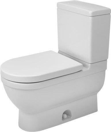 Starck 3 Two-Piece Toilet