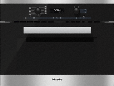 Built-in microwave oven with top controls (M 6262 TC)