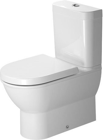 Darling New Toilet close-coupled