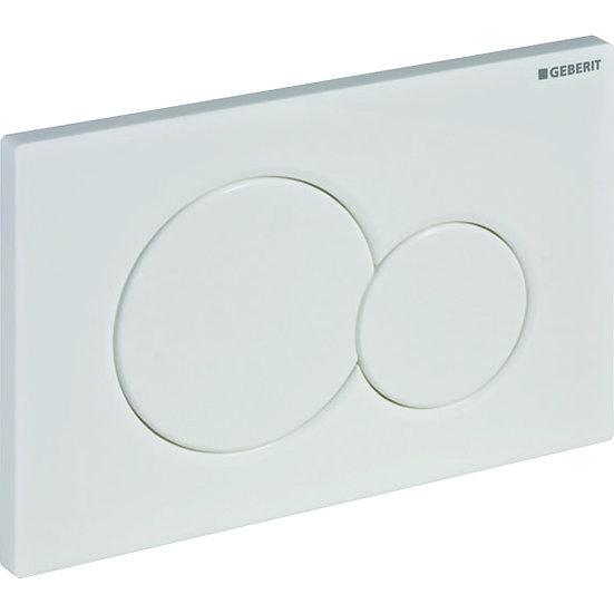 Geberit flush plate Sigma01 for dual flush