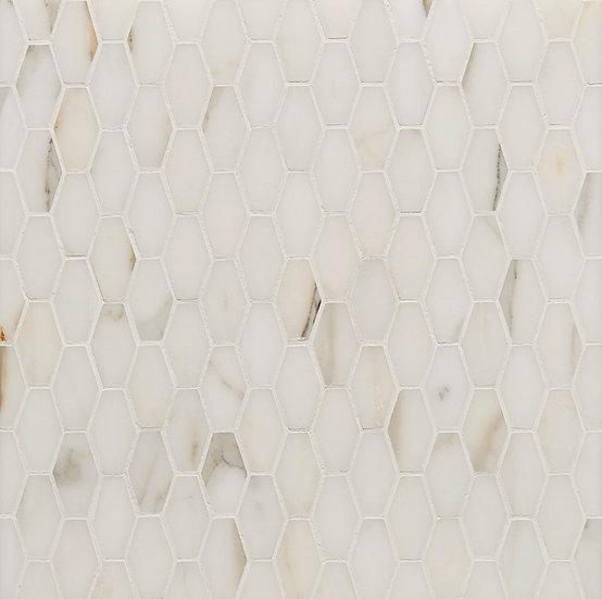 MANHATTAN - ELONGATED HEXAGON Tile & Stone