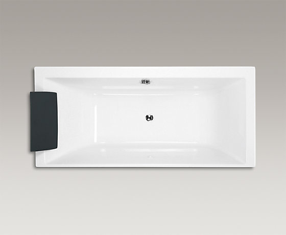 EVOK Acrylic Bathtub (with bath pillow)