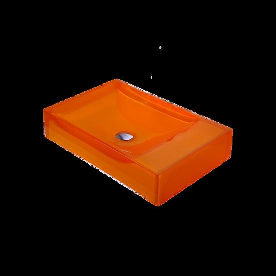 Butterfinger - Long rectangular basin